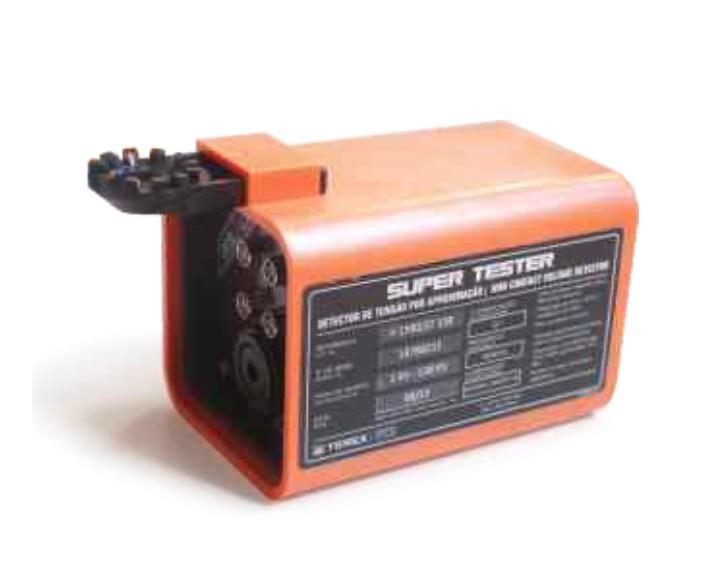 Detector de alta tensão