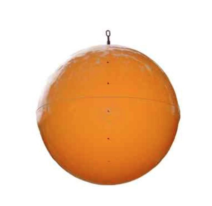 Esfera de sinalização aérea