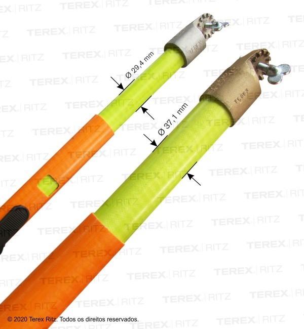 Fabricantes de varas de manobra