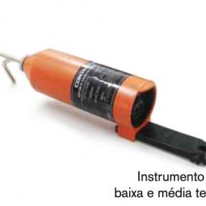 Detector de media tensão