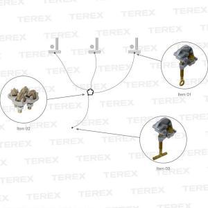 Conjunto De Aterramento Temporário Para Cubículo E Subestações (mt) - Atr12407-1
